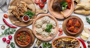 """Теперь блюда из меню кафе """"ХинкаL-МангаL"""" доступны для заказа!"""