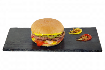 "Чизбургер ""Бекон"""