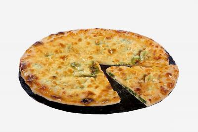 Пирог кавказский с картофелем и сыром