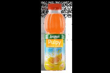 Палпи апельсин
