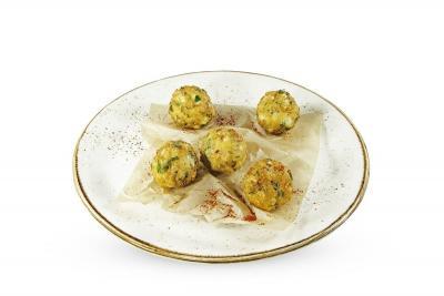 Сырные шарики (5шт)
